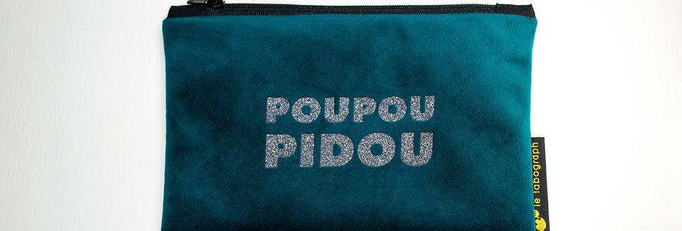 bleu canard - POUPOUPIDOU