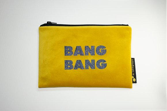 jaune moutarde - BANG BANG