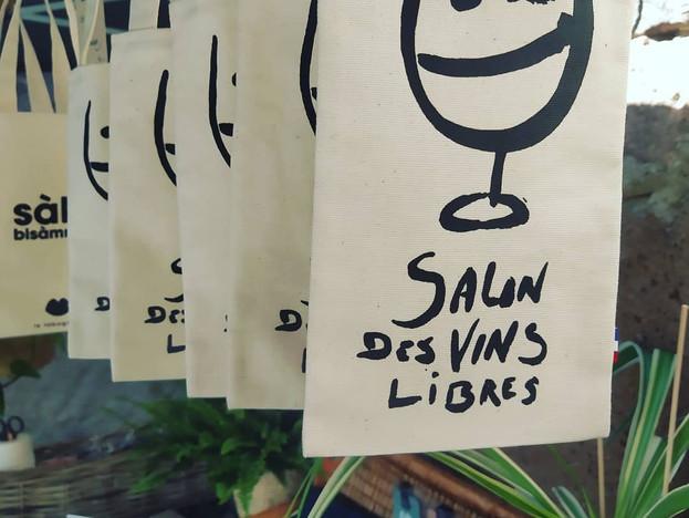 RDV au salon des vins libres à Mittelbergheim les 17 et 18 juillet ❣