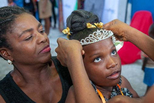 A Crown Fit For A Queen