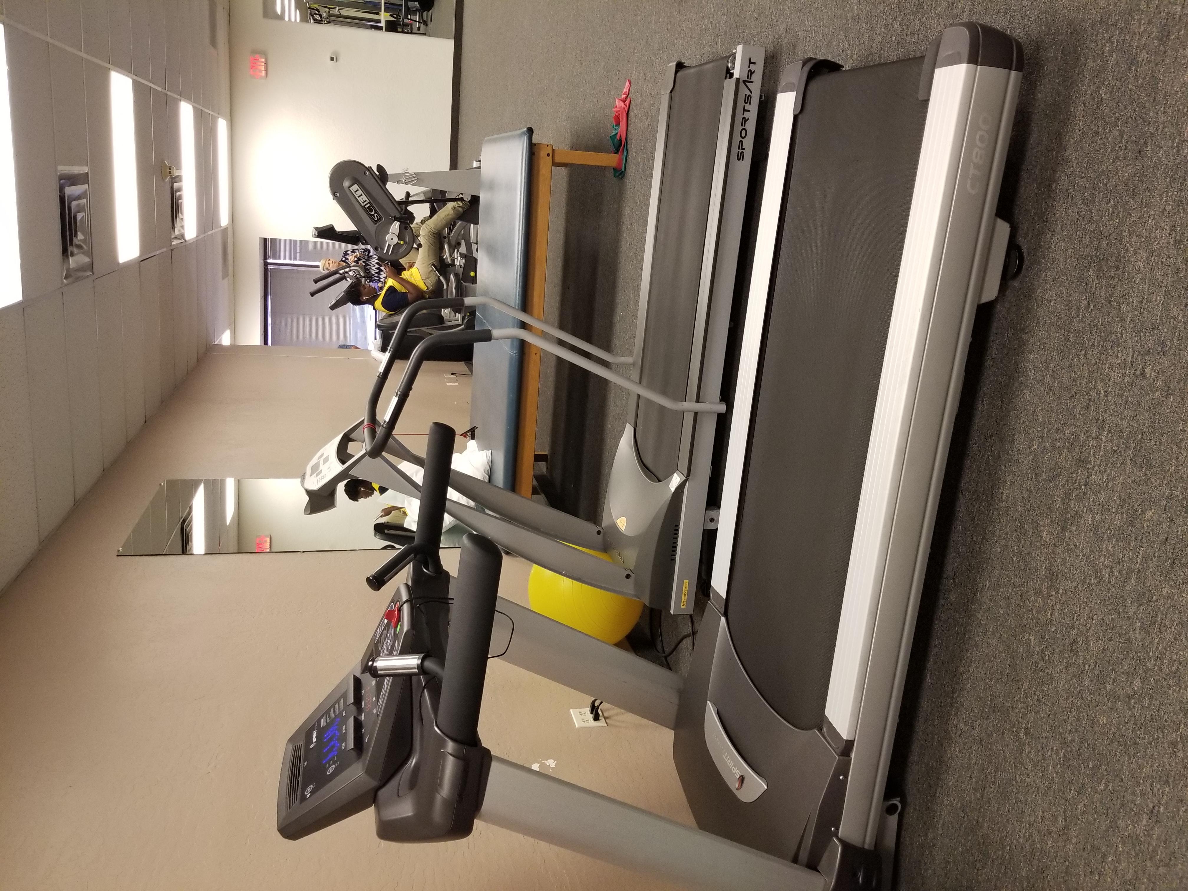 Training Machinery