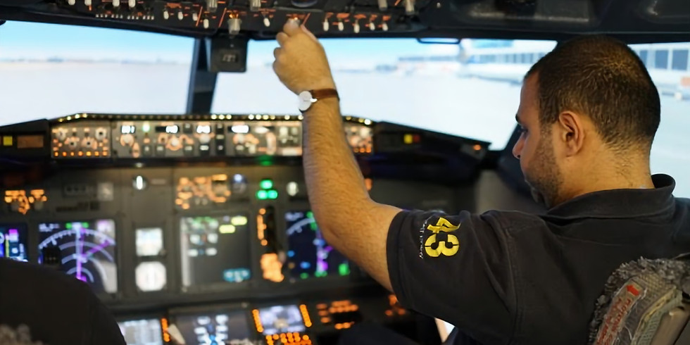 ONLINE WEBINAR BECOME AIRLINE PILOT (on request)