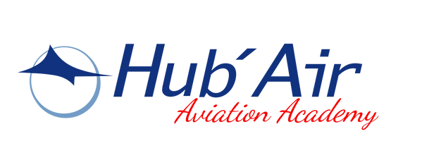 Logo Hub'air Aviation Academy Rouge.png