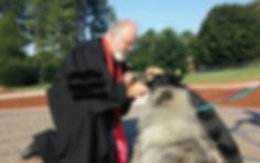 UCH Blessing of the Animals