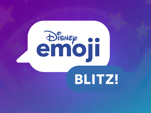 DISNEY EMOJI BLITZ MARKETING