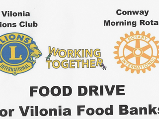 Food Drive to benefit Vilonia Food Banks