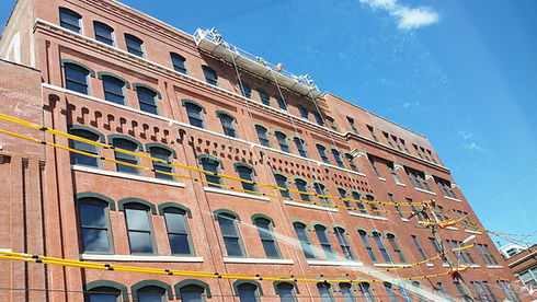 Commercial Brick Restoration Kansas City