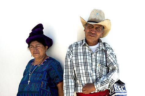 Travel portraits in Guatemala