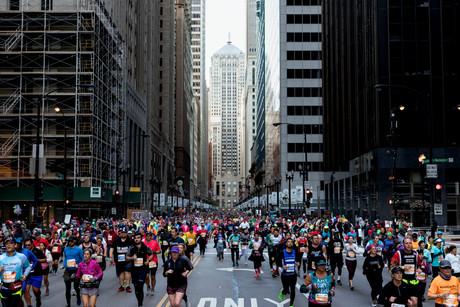 Event   Chicago Marathon