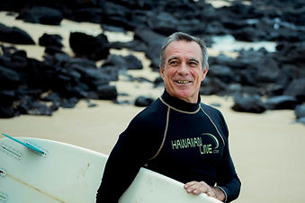 Surfing; Hawaii