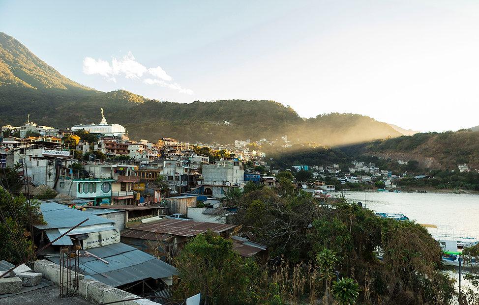 Landscape photo of Guatemala