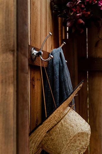Home Interiors; Still Life; Luxury outdoor shower