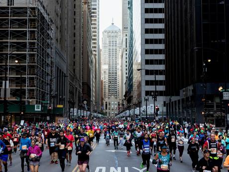 Event | Chicago Marathon 2019