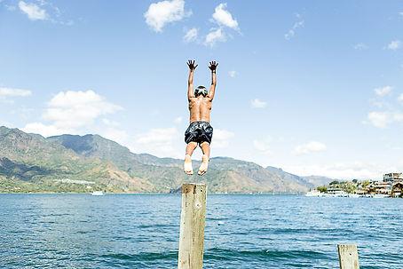 Guatemala; Lake Atitlan