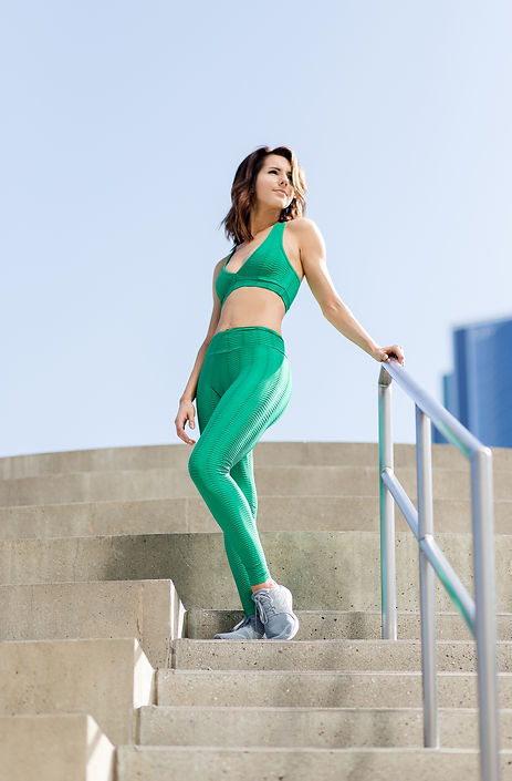 Los Angeles Fitness Photographers