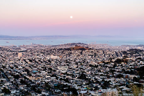 San Francisco Photography; Landscape of San Francisco
