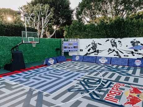 Interiors + Exteriors  | Red Bull 3X House