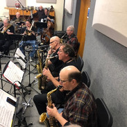 JP Big Band Recording Session