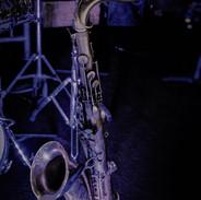 TM tenor sax