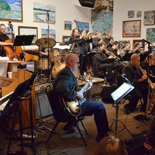 JP Big Band  Winona Art Center