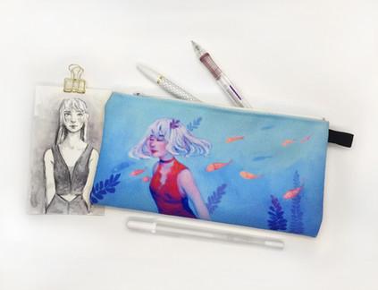 Pencil Bag Design