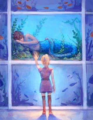 mermaid encounter