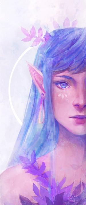 Fairy Portrait