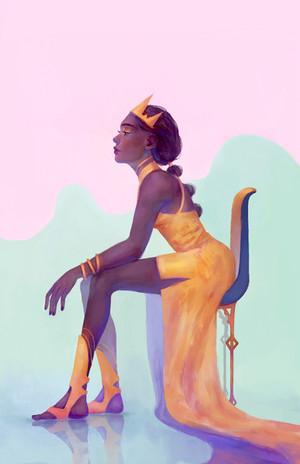 Dominican Queen