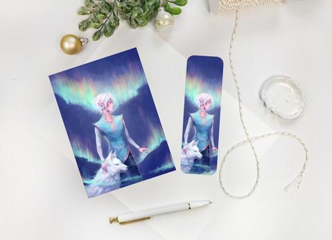 Aurora Borealis Elf