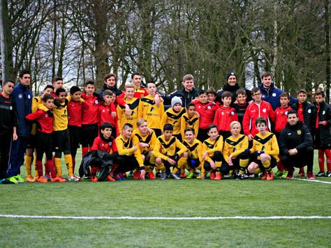 SAFF Cup första upplagan