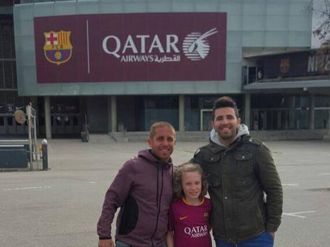 Hur gick det för Wilmer i Barcelona?