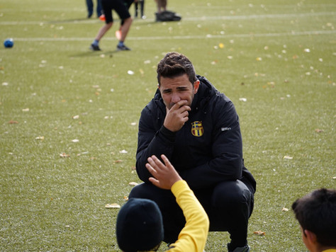 Är du Spanska Akademins nya tränare?