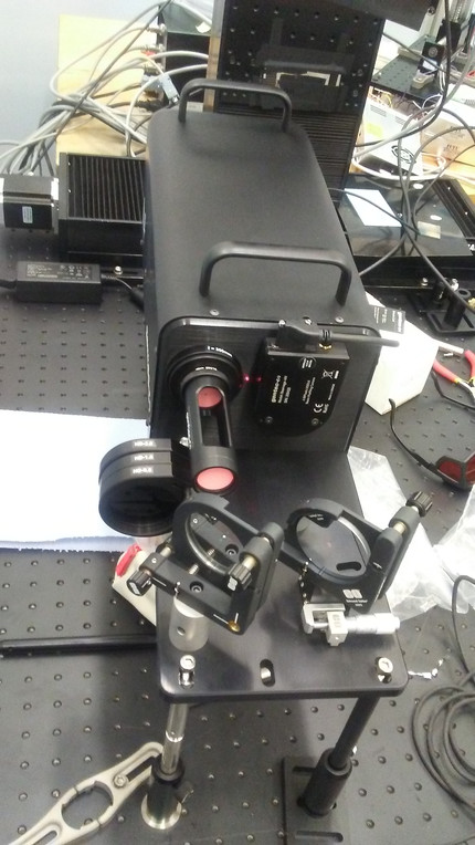 CPD - Laser Beam Characterization Training