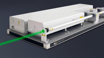 Awarded Prestigious EPSRC Laser