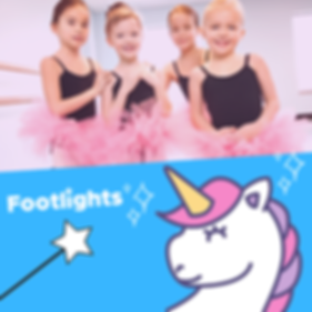 Fairy and Unicorn Ballet Workshop FB adv