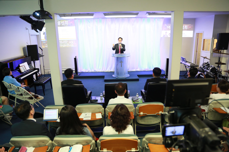 강사: 박성규 목사(KPCA 총회장)