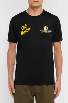 Castle Glen Winery Man T-Shirt Front