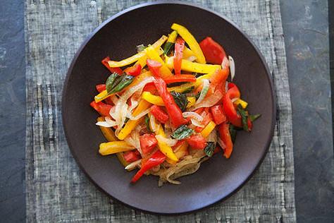 Peperonata italiana