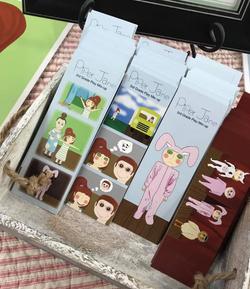 Piper Jane Bookmarks