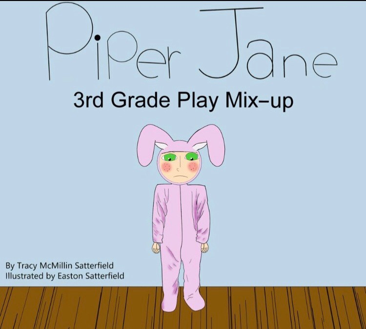 Piper Jane 3rd Grade Play Mix-up