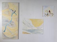 Alexandra Perreault, La mort de l'oiseau, 2021
