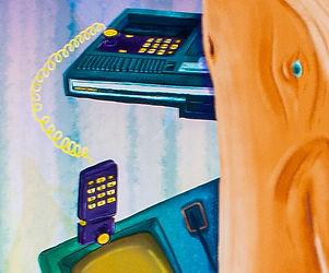 Jess Labrie, Communication synthétique, 2021