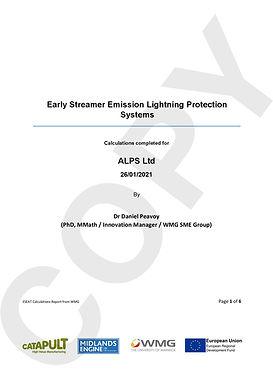 ESEAT Calculations Report from WMG - Edi