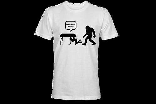 Bigfoot Step Bro Tshirt