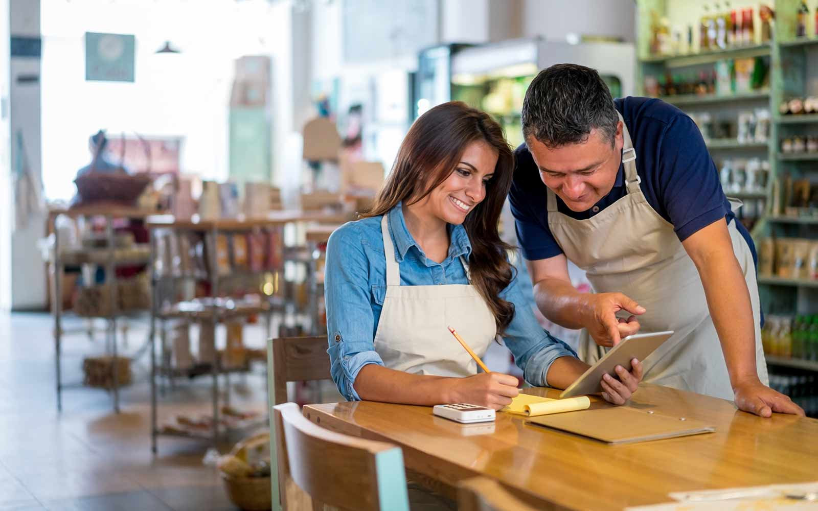 Small Business, Rentals, Multiple States