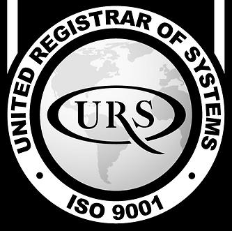 ISO 9001: 2015 URS logo