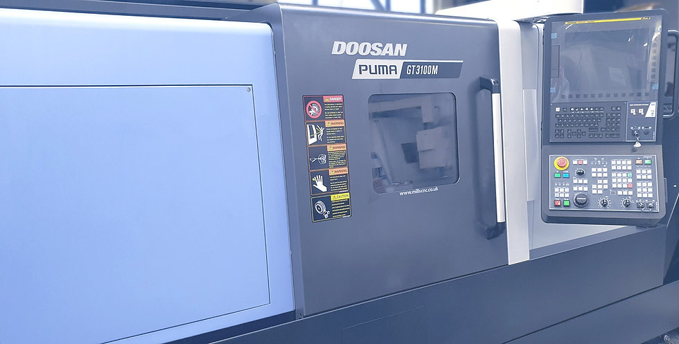 Doosan Puma GT3100M