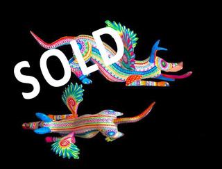 "SOLD--""Joyful Harmony"" $16,000 pesos includes shipping within Mexico FedEx"