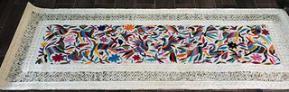 SOLD Amate with embroidery $4,000 pesos
