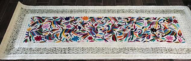 Amate with embroidery $4,000 pesos